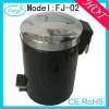 Forge newest stainless steel wastebin for hotel
