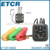ETCR1000D Portable 3 Phase Rotation Indicator --- ISO,CE,OEM services available