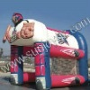inflatable sport air track