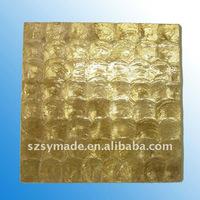 gold capiz shell tile wall decoration tile capiz shell laminate