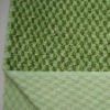 Jacquard cationic fleece