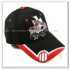 new ebroidered promotional cap / baseball cap / sports cap