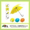 23''automatic straight advertising umbrella