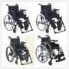TOPMEDI aluminum wheelchair