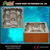 Sainless frame hot tub/outdoor pool spa
