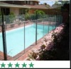 PVC Coated Swimming Pool Fencing