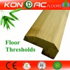 bamboo flooring accessories! CE bambu floor transition strips floor thresholds,reducer,skirting board, floor thresholds