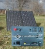 600W Portable Solar Powered Generator, portable solar charger for iPhone/iPad/iPod etc.