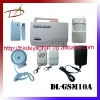 Wireless GSM home alarm system