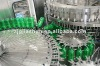 Automatic 3-in-1 gas beverage filling plant