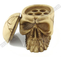 Skull Tattoo Ink Cup Holders