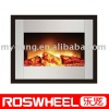 Wall mounted electric fireplace BG08