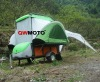 2012 travel transport camping trailer for multi-fun