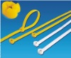 NYLON STAINLESS STEEL INLAY BLOCK TIES (premium cable tie with steel locking bard)