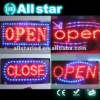 OPEN/CLOSED 3-5W,85-265VAC, led door signs