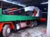 2012 Bona Hot Sale 37m Truck Mounted of Concrete Pump
