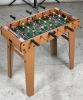 Mini Table Football Game size:69x37x69cm