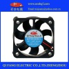 BRUSHLESS DC COOLING FAN 12V/24V (50x50x10 mm) QF5010HS2