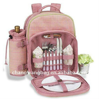 2011 new design fancy picnic bag