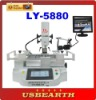 LY newest BGA rework station, ly-5880 with ccd system, three temperatue zones, touch screen