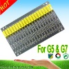 Professional Smart mobile phone battery PCB board making,for G5 battery,2011 Hot selling!