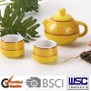 2011 hot sales ceramic tea pot set