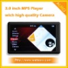 3.0 inch MP4 Player with Camera