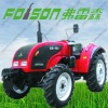 4wd farm tractor with various front end loaders