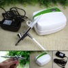 Portable Make Up Airbrush System Mini Air Compressor Speed Air Brush Kit Free Shipping
