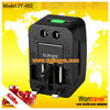 JY-002 hot portable world adapter