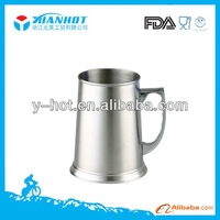 450ml double wall insulated stainless steel beer mug