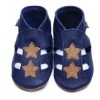 soft leather baby first/toddler shoes first walker sandals
