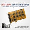 16 channel H.264 D1 PCI-E PC-based DVR card/ DVR Board/CCTV card