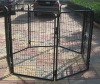 7 sided dog panels dog cage