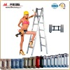 Portable Multi-purpose folding ladder, aluminum ladder, aluminum trestle ladder,super ladder