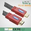 1.4Ver FLAT HDMI CABLE with nylon braid