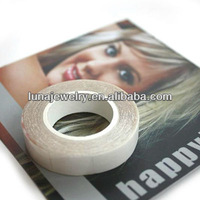 2cm x3Meter White Double sided tape for hair extensions sticky