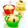 bowl shaped silicone cake mould for promotion gift