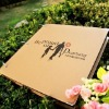 DIY Handcrafted Paste Style Kraft paper photo album