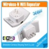 300Mbps Wireless-N Wifi Repeater IEEE 802.11N Network Router Range Expander 300M
