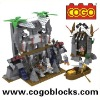 COGO Pirates of the Caribbean building bricks