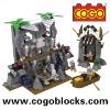 COGO Pirates of the Caribbean building bricks
