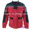 Ladies' fashion style motorcycle jacket