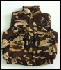 2012 men's winter camouflage fishing vest