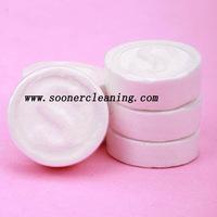 100% Natual Cotton Compressed Facial masks