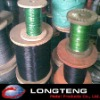Manufacturer Plastic coated stainless steel wire rope
