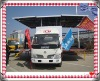 Strong Dongfeng chassis 4*2 Mobile advertising products