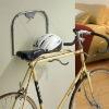 Two bike foldng rack