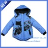 2012 hot sell new design child's winter jacket