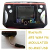 bluetooth car mp3 with wireless fm transmitter